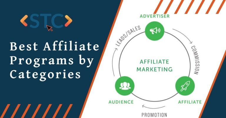 15 Best Affiliate Programs by Categories | 2021 Ranking of the Highest Paying Programs